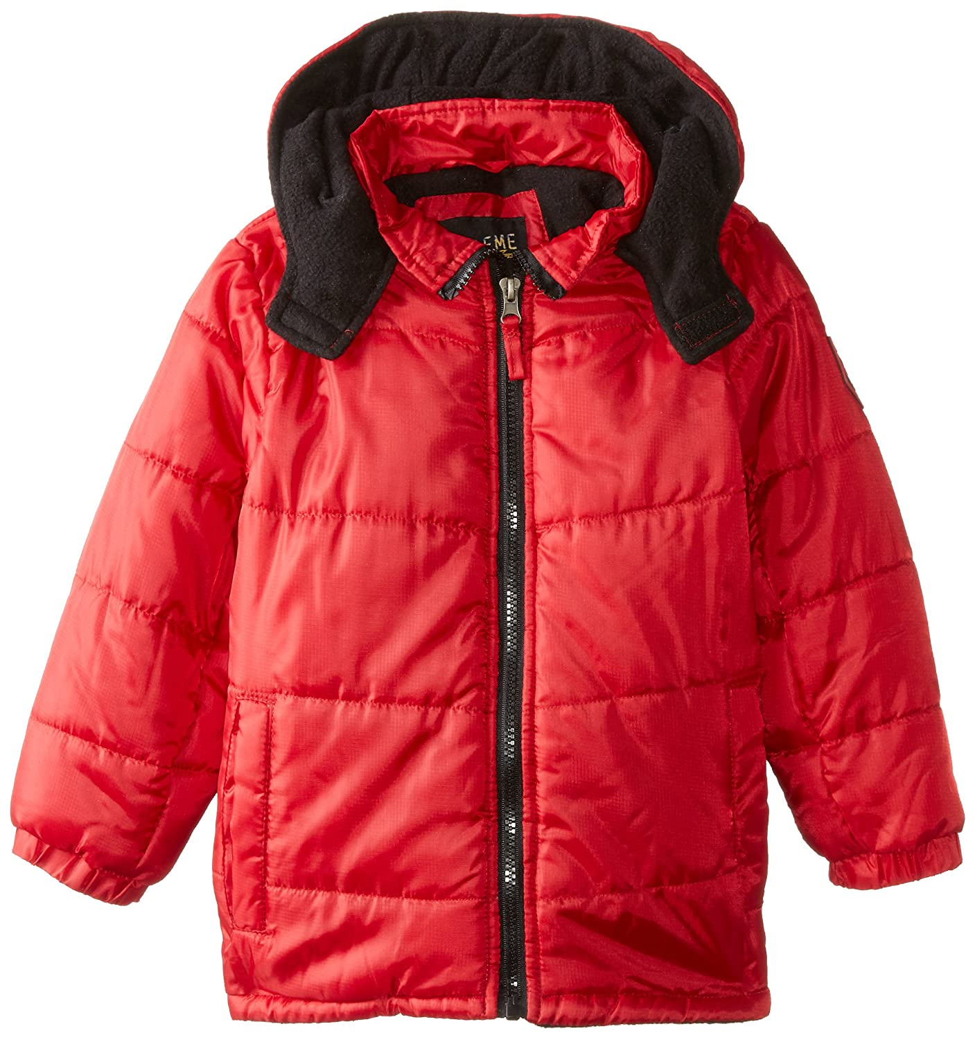 iXtreme Boys' Solid Ripstop Puffer IX73415