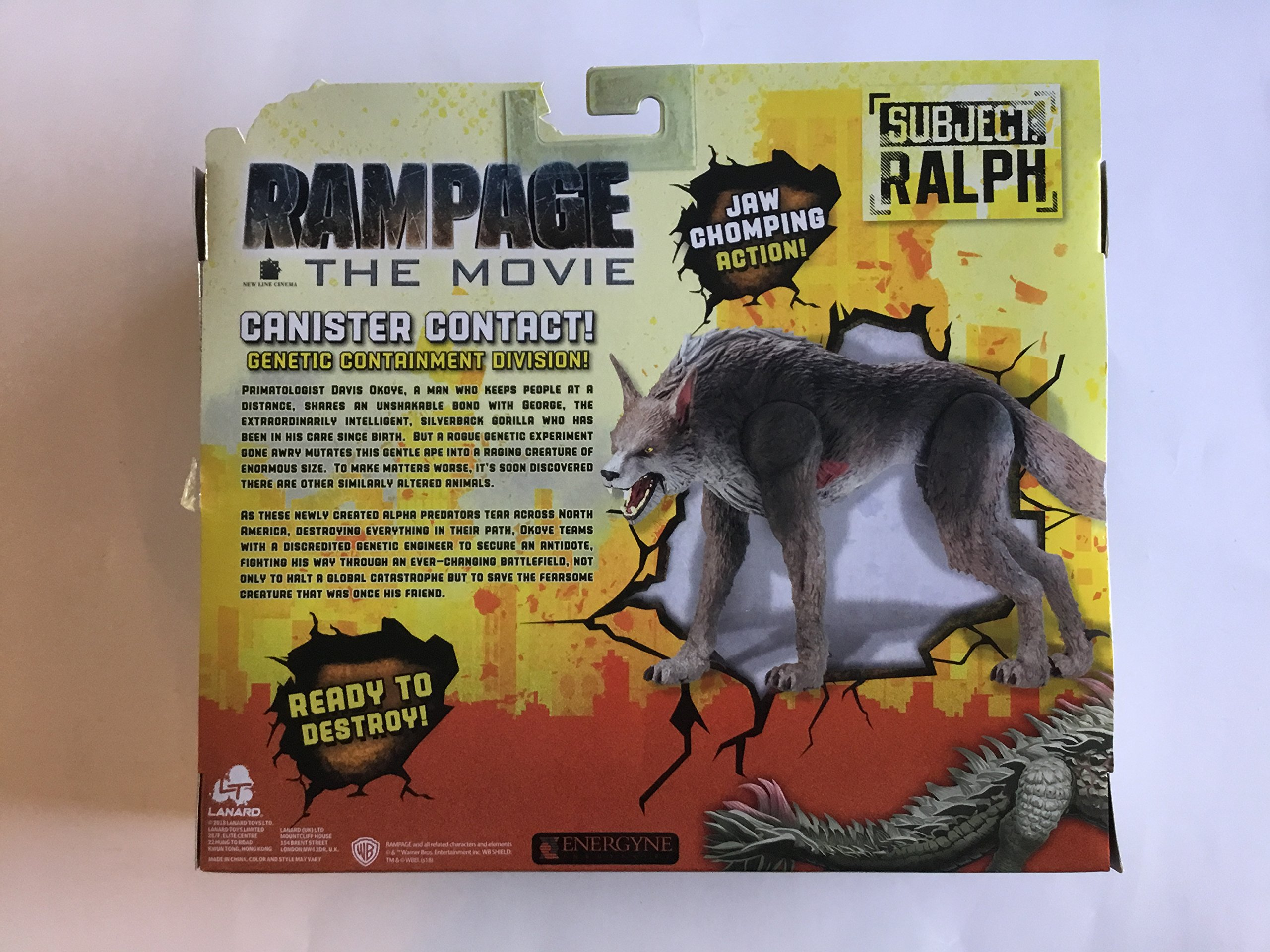Rampage The Movie Subject George Playset Buy Online In Mauritius Lanard Toys Products In Mauritius See Prices Reviews And Free Delivery Over 2 500 Desertcart
