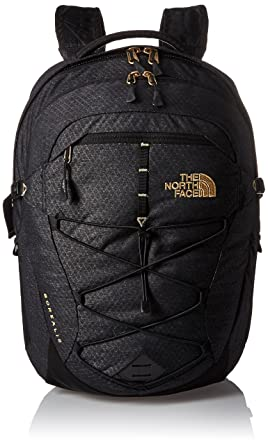 34d96c8c8 The North Face Women's Borealis Backpack,TNF Black/24K Gold,US ...