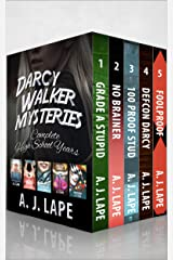Darcy Walker Mysteries: Complete High School Years Kindle Edition