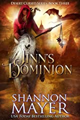 Jinn's Dominion (Desert Cursed Series Book 3) Kindle Edition