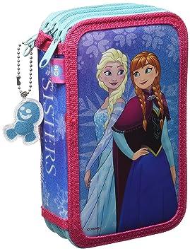 Disney Frozen - Estuche 3 Pisos (Cife 86968)
