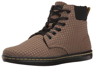 Dr. Martens Women's Maelly Wc Chelsea Boot, Khaki+Black, 3 UK/