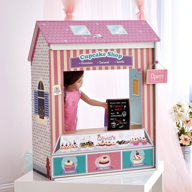 Amazon Com Olivia S Little World Td 12641c Convertible Wooden Play