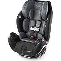 Evenflo Gold SensorSafe EveryStage Smart All-in-One Convertible Car Seat, Moonstone