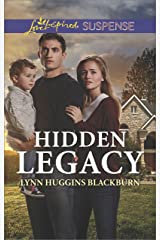 Hidden Legacy: Faith in the Face of Crime (Love Inspired Suspense) Kindle Edition