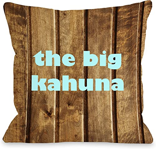 One Bella Casa The Big Kahuna Outdoor Throw Pillow