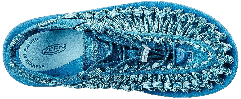 KEEN B00RLWLXLK Women's Uneek 8MM Sandal B00RLWLXLK KEEN 6 B(M) US|Celestial/Blue Grotto fbda37