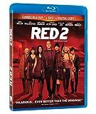 Red 2 [Blu-ray + DVD + Digital Copy] (Bilingual)