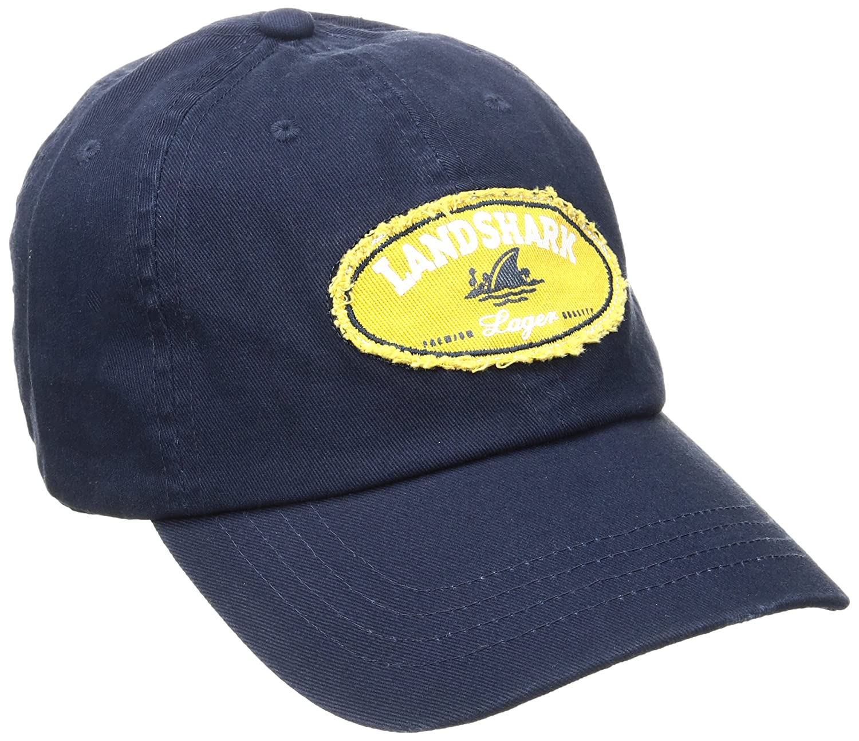 Margaritaville Mens Standard Landshark Hat MUSTARD One Size Margaritaville Mens Child Code MVM153002