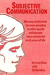 Subjective Communication Kindle Edition
