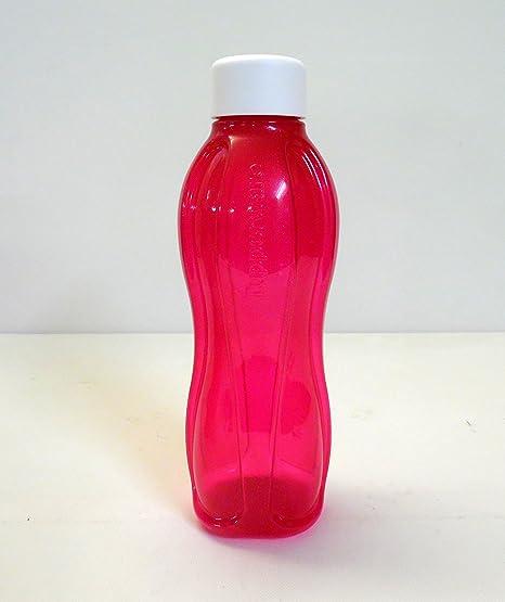 Koralle Schraubverschluss *NEU Tupperware Eco Easy 310 ml Flasche Rot