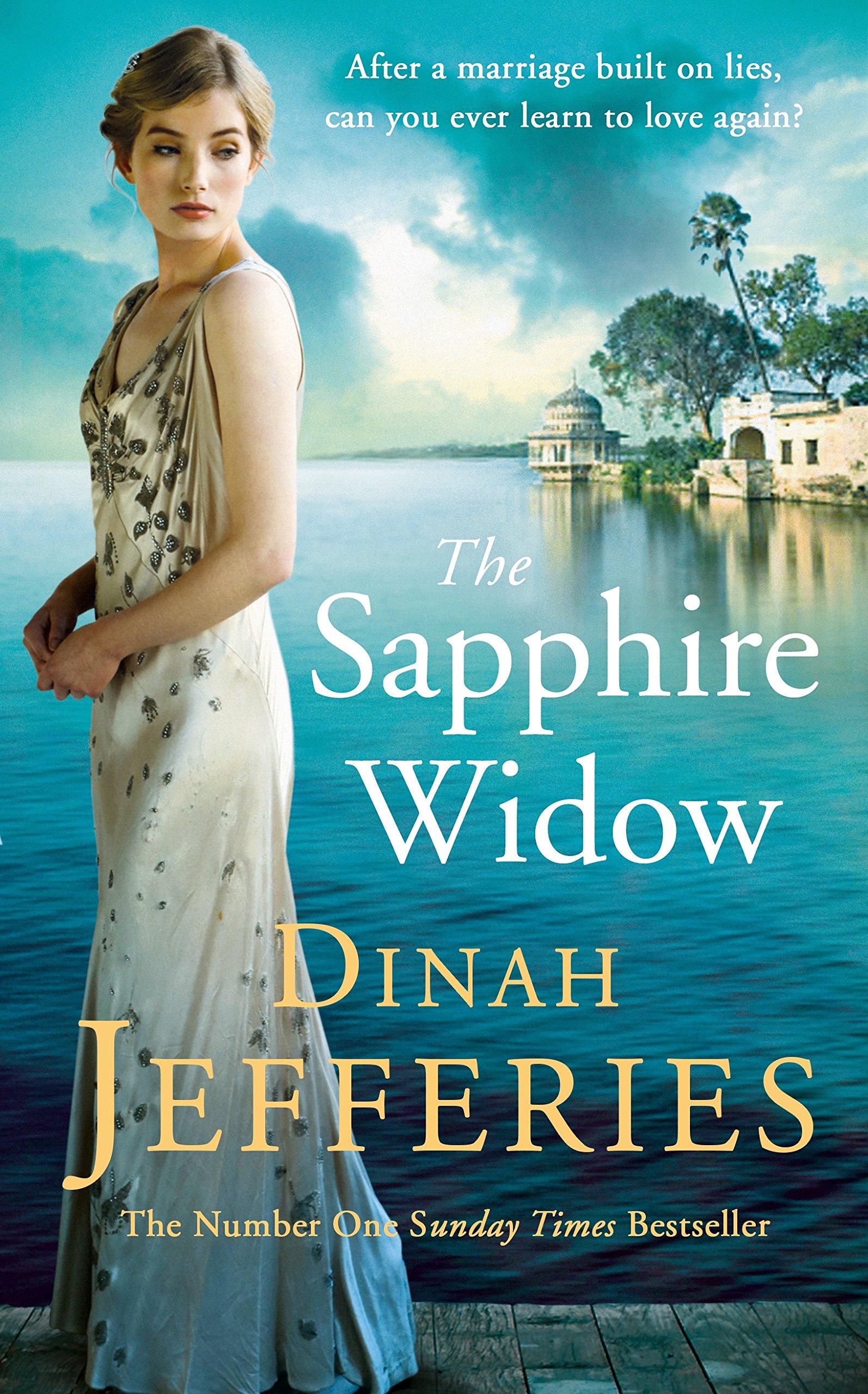 The Sapphire Widow: The Enchanting Richard & Judy Book Club Pick 2018:  Amazon.co.uk: Dinah Jefferies: 9780241303764: Books