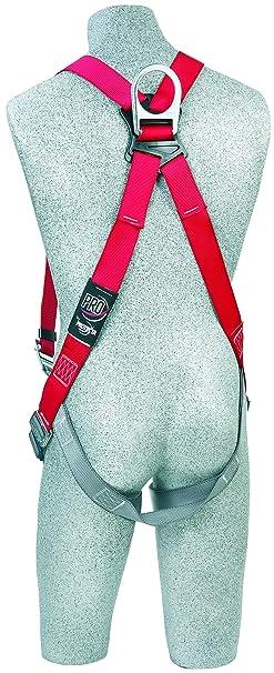 Protecta Pro, 1191202 chaleco estilo arnés con back D-Ring, Pass ...