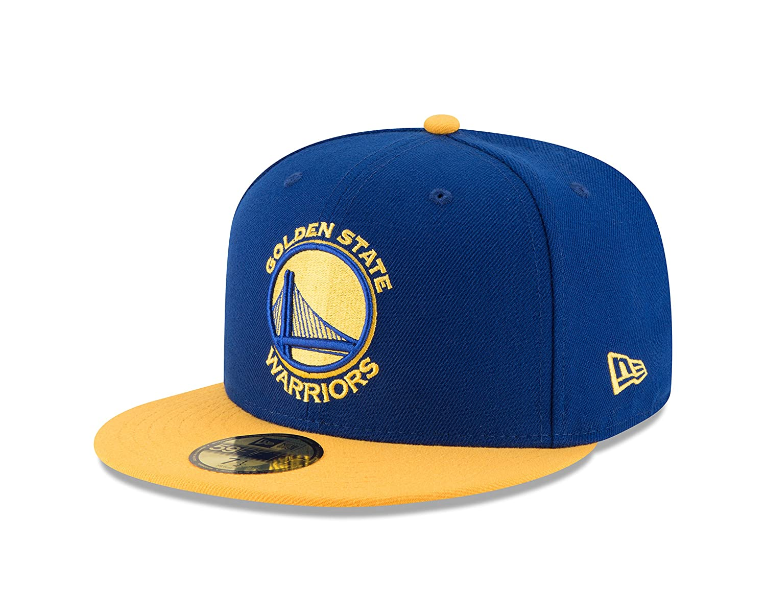 size 40 72942 b76f5 New Era Mens NBA 2Tone 59FIFTY Fitted Cap STOCK-NBA-2TONE 5950   Amazon.com.au  Sports, Fitness   Outdoors
