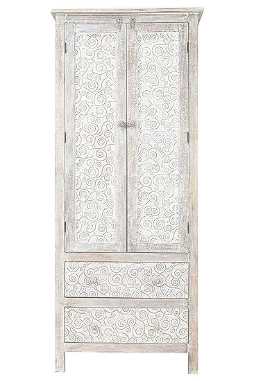Orientalischer grosser Schrank Kleiderschrank Valencia 183cm hoch ...