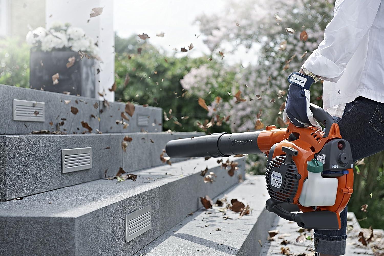 Husqvarna 125BVx - Soplador y aspirador de hojas a gasolina ...