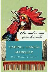 El coronel no tiene quien le escriba (Spanish Edition) Kindle Edition