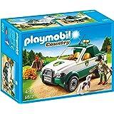 Playmobil - 6812 - Jeu - Garde Forestier avec Pick Up