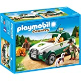 Playmobil 6812 - Pick Up Del Guardaboschi