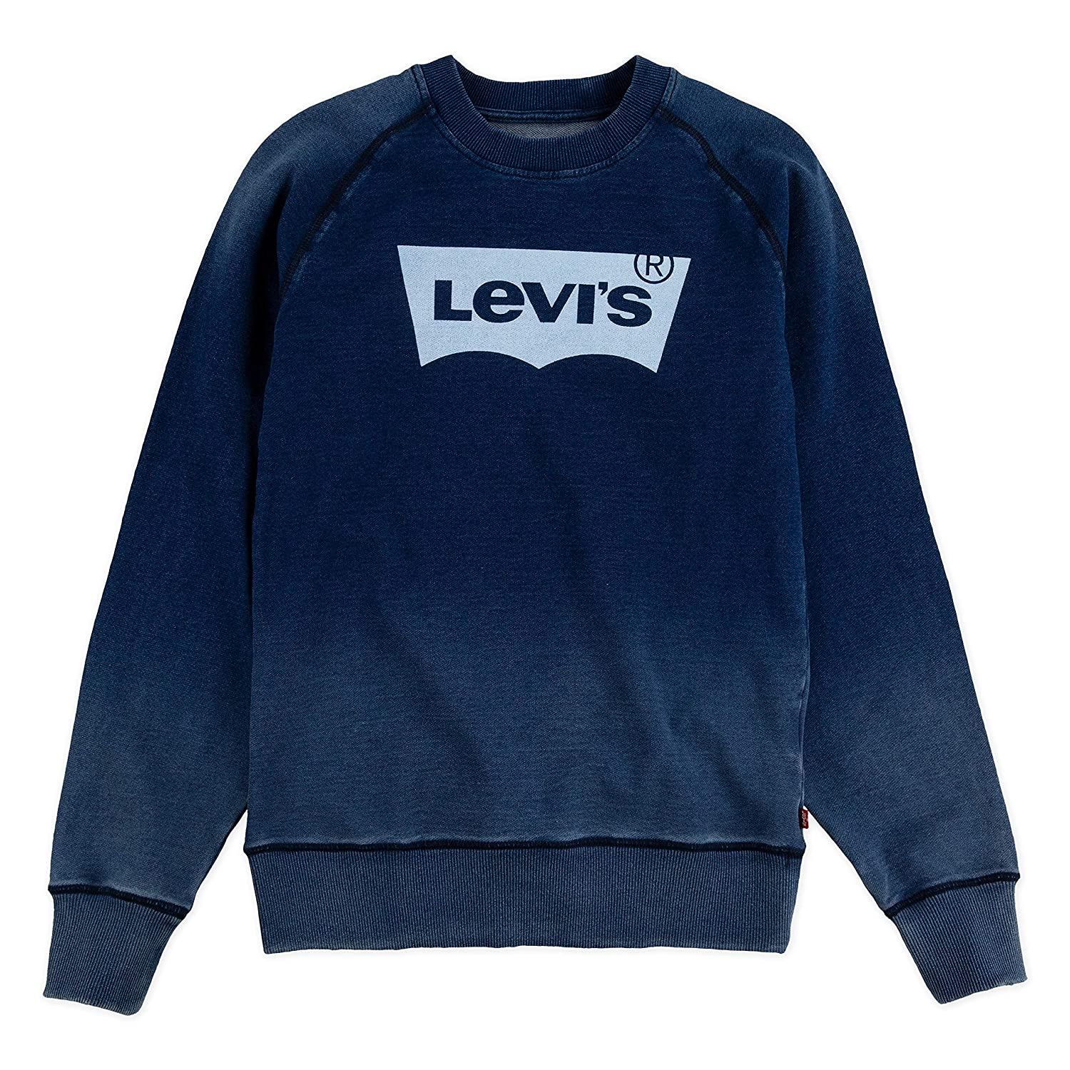 02493718e7 Amazon.com: Levi's Boys' Crewneck Sweatshirt: Clothing
