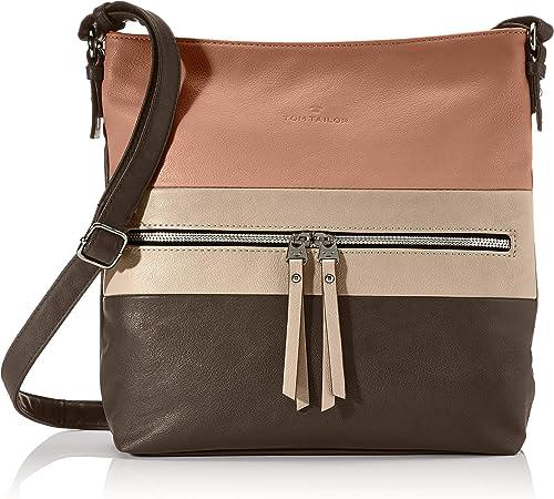 Tom Tailor Shopper Damen Ellen Grau 30x30x8 Cm Tom Tailor Taschen Für Damen Handtasche Schultertasche Hobo Schuhe Handtaschen