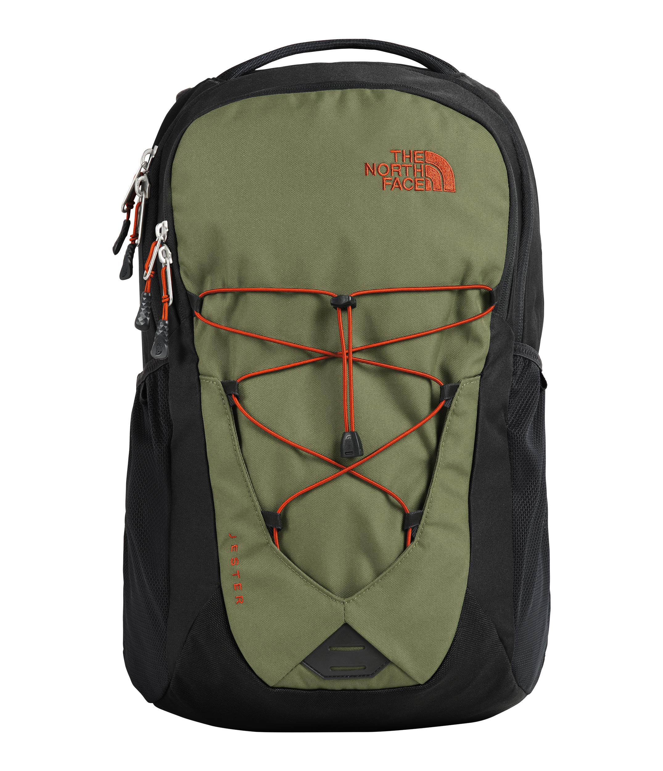 The North Face Jester Backpack, Four Leaf Clover/TNF Black by The North Face