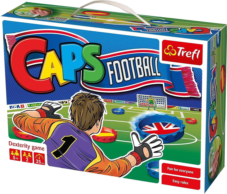 Trefl Caps Fu/ßballspiel