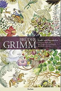 kinder und hausmrchen ausgabe letzter hand mit den originalanmerkungen der brder grimm - Gebrder Grimm Lebenslauf