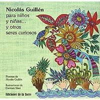 Nicolás Guillén para niños y niñas y otros