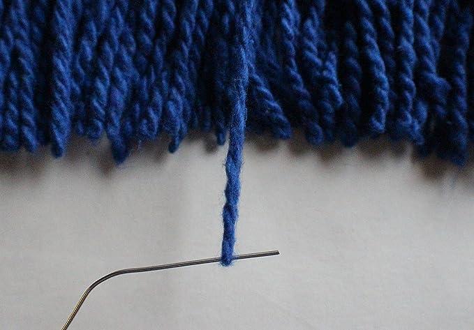 """6 Pack 24/"""" Blue Closed Loop Industrial Style Dust Mops"""