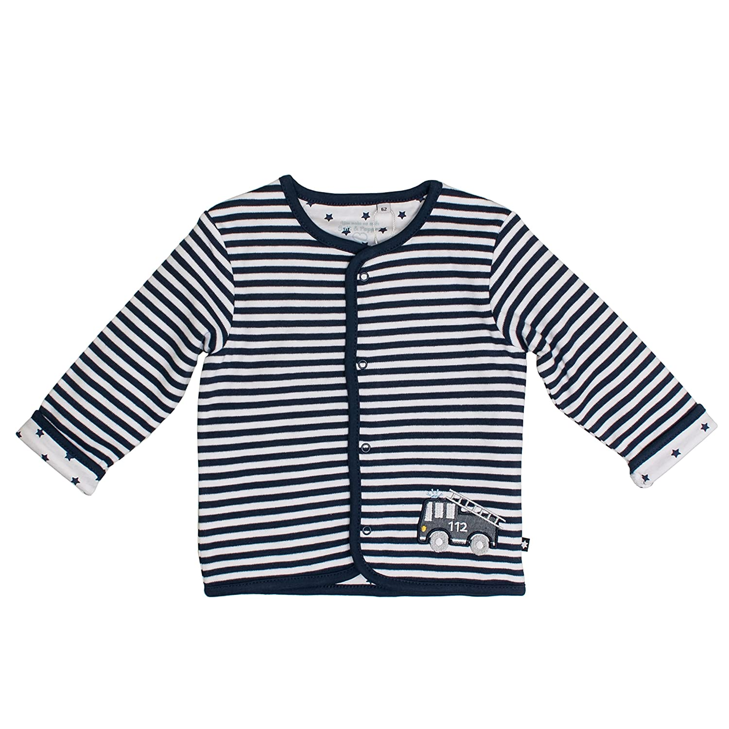 Salt /& Pepper NB Jacket Ready Stripe Chaqueta Unisex beb/é