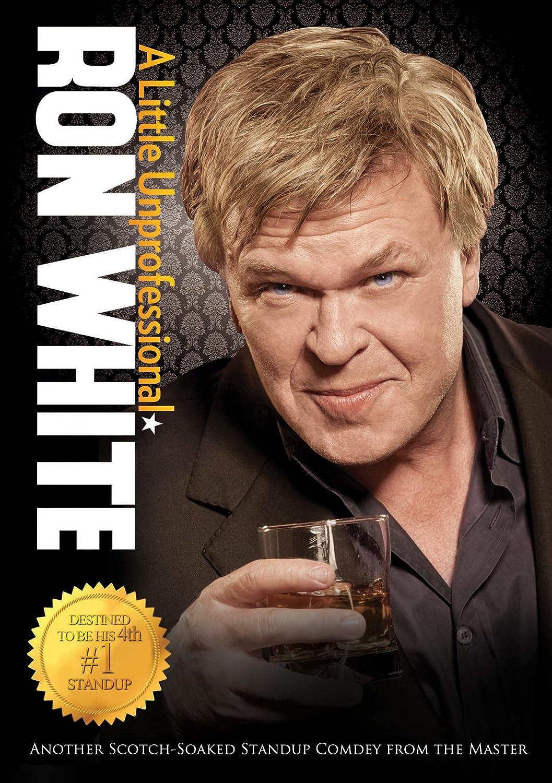 Ron White: A Little Unprofessional Reino Unido DVD: Amazon.es ...
