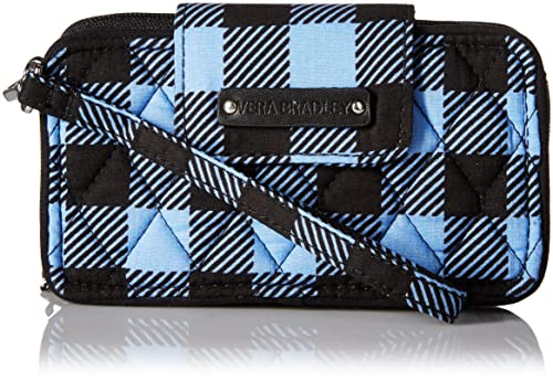 Vera Bradley Smartphone Iphone 6 Wristlet, Alpine Check, One Size