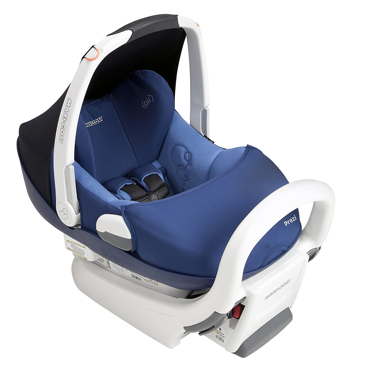 maxi cosi prezi infant car seat reliant blue with
