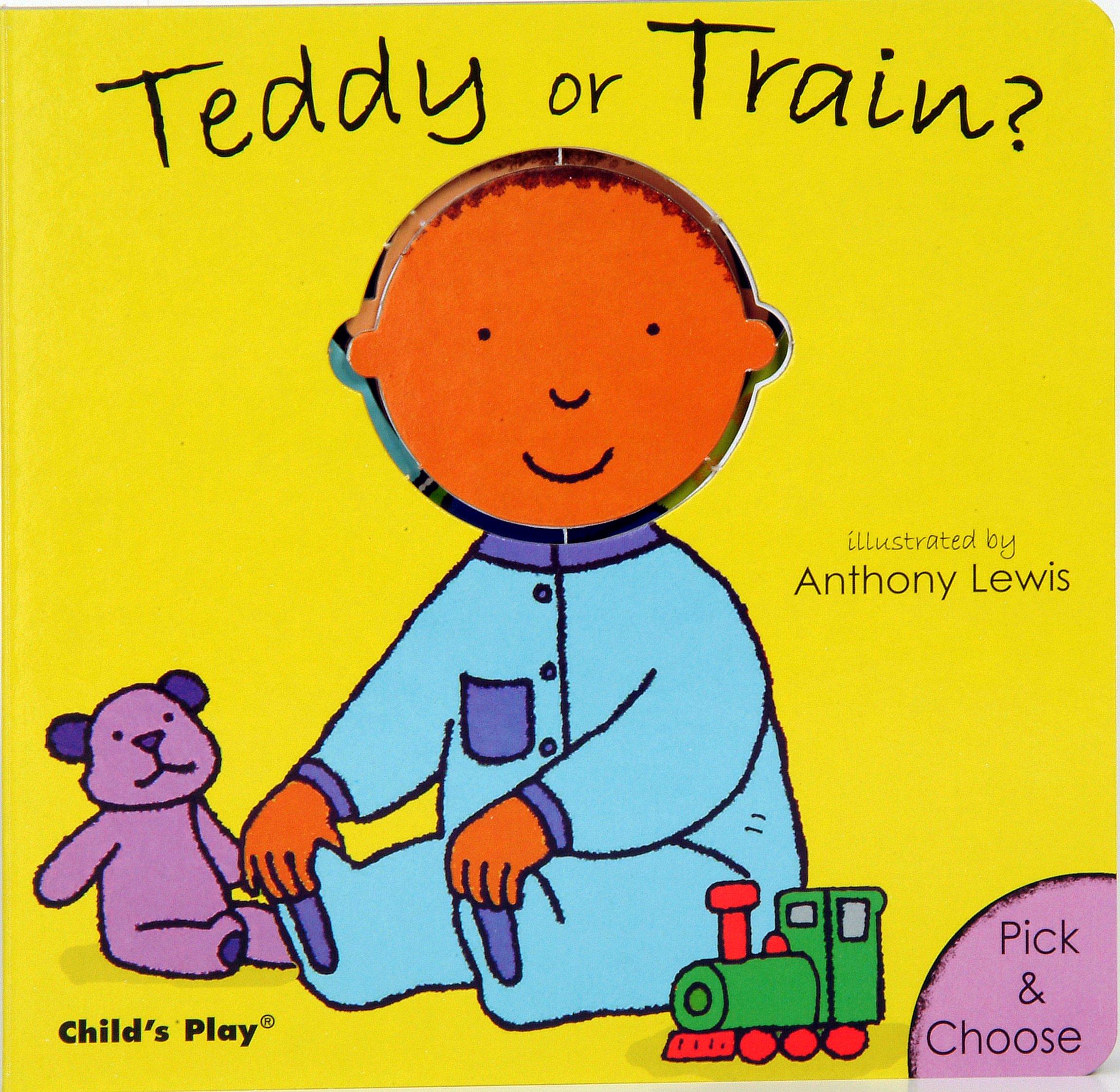 Download Teddy or Train? (Pick & Choose) ebook