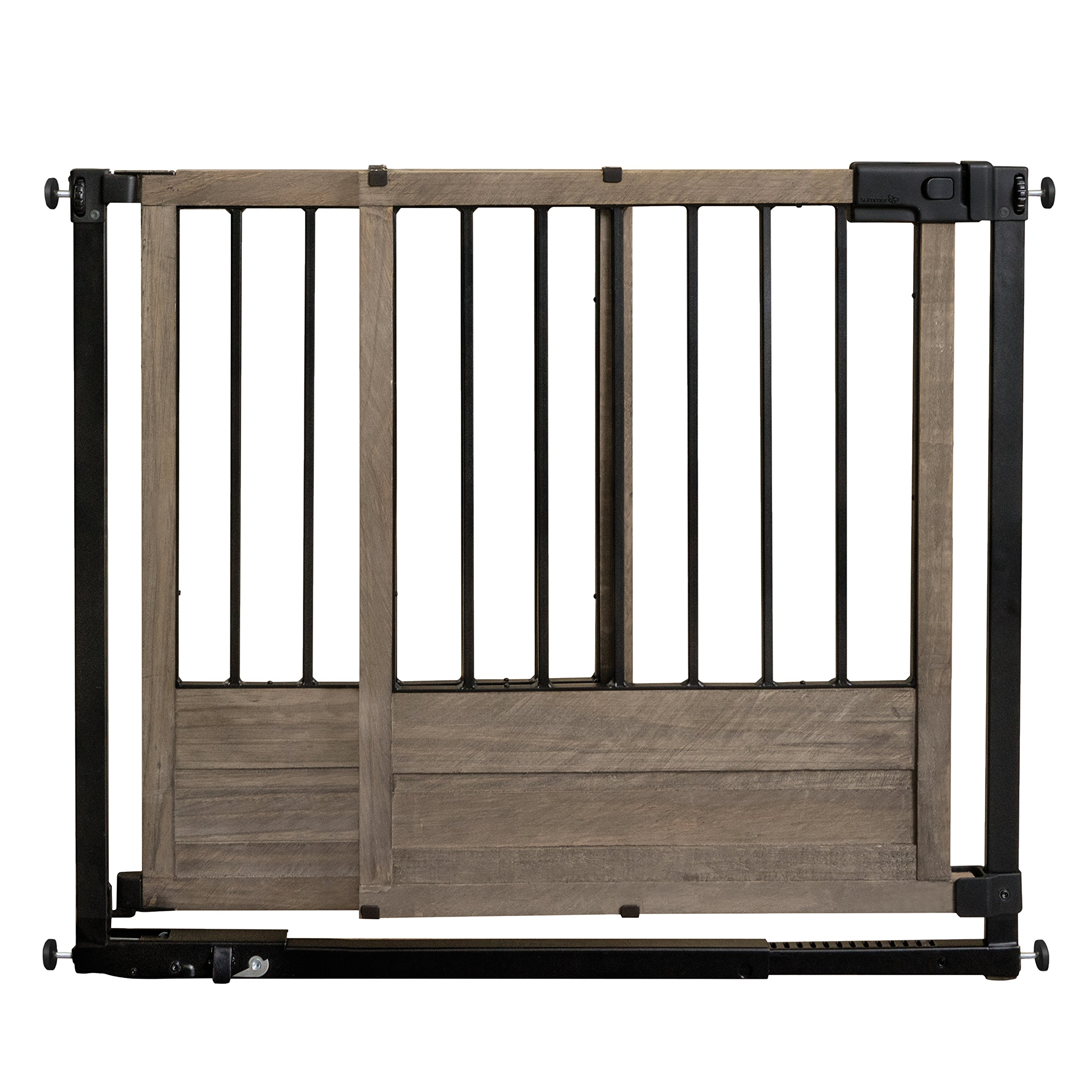 Summer Rustic Home Gate by Summer Infant