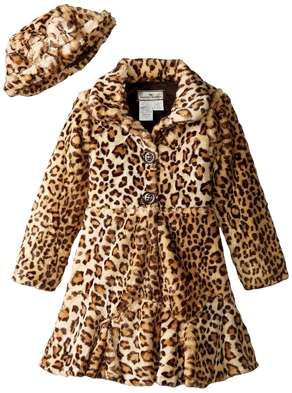 Widgeon Big Girls' Twirly Bottom Coat with Hat Widgeon Girls 7-16 3506L
