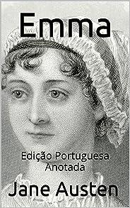 Emma - Edição Portuguesa - Anotada: Edição Portuguesa - Anotada