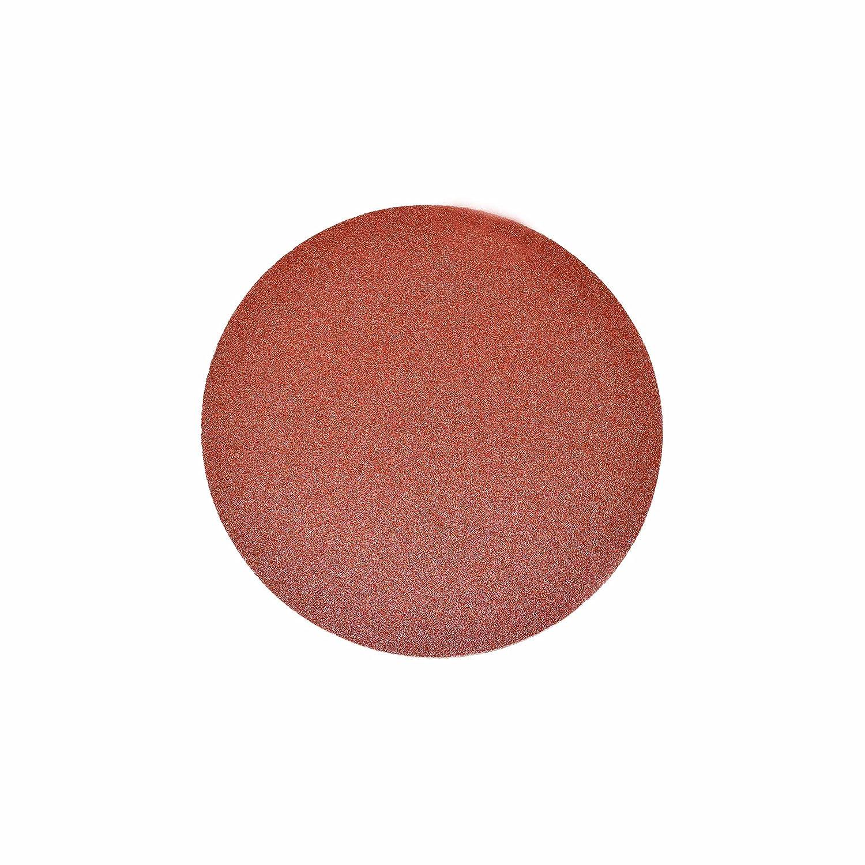 ALEKO 14SD01-10-60G 5 Inch 60 Grit Sanding Discs Sandpaper for Drywall Sander 10 Pack