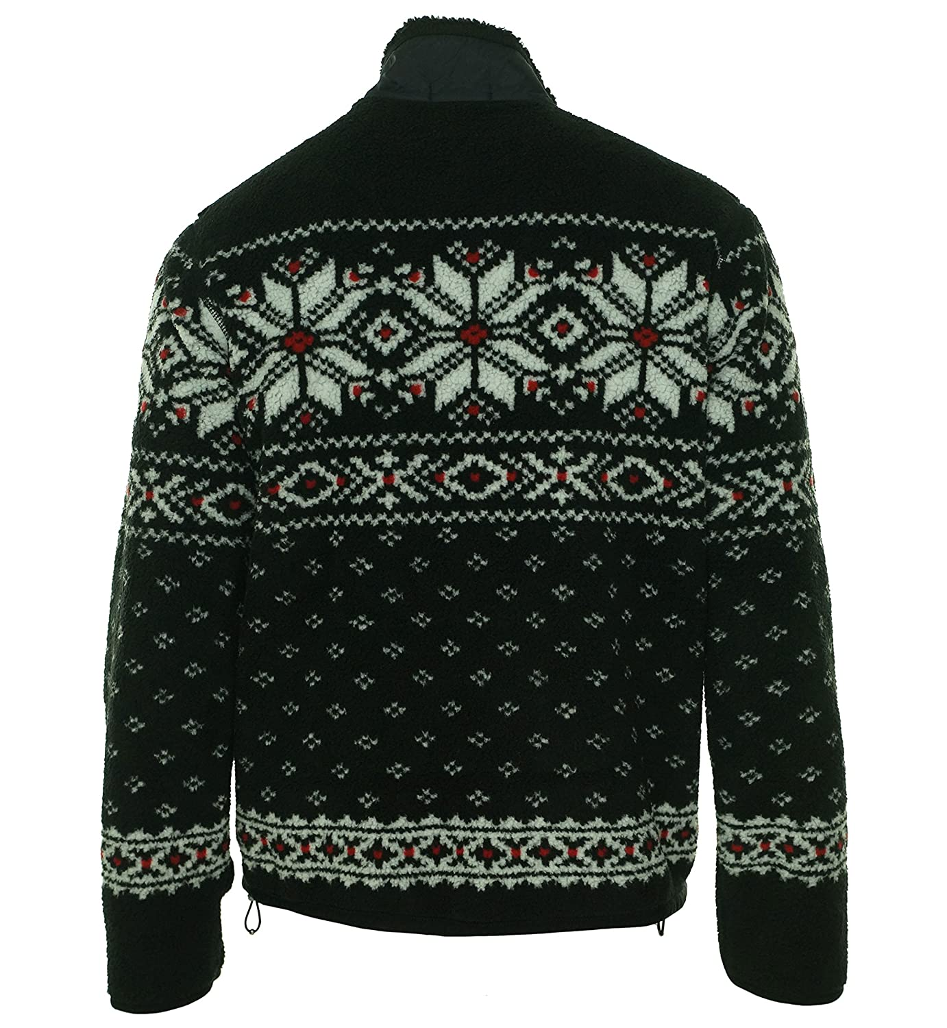 Polo Ralph Lauren Men\u0027s Snowflake Zip-Up Sweater at Amazon Men\u0027s Clothing  store: