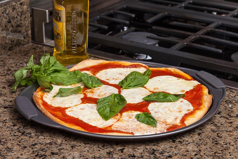 6 Pack 592180 MAKER Homeware 13 Inch Pizza Pan