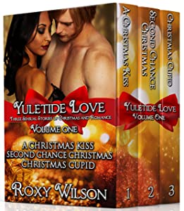 Yuletide Love: BWWM Interracial Romance (Holiday Happiness Series Boxed Set Book 1)