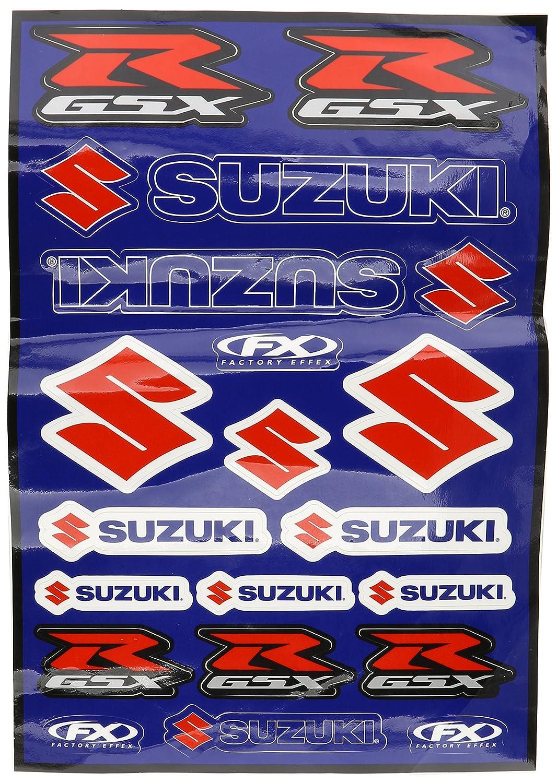 Factory Effex 15-68400 OEM Universal Graphic Kit for Suzuki