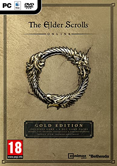 The Elder Scrolls Online Tamriel Unlimited (PS4): Amazon co uk: PC
