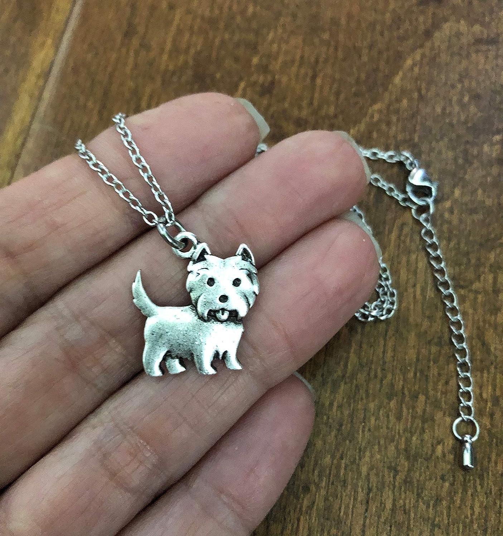 Dog Charm Westie Necklace
