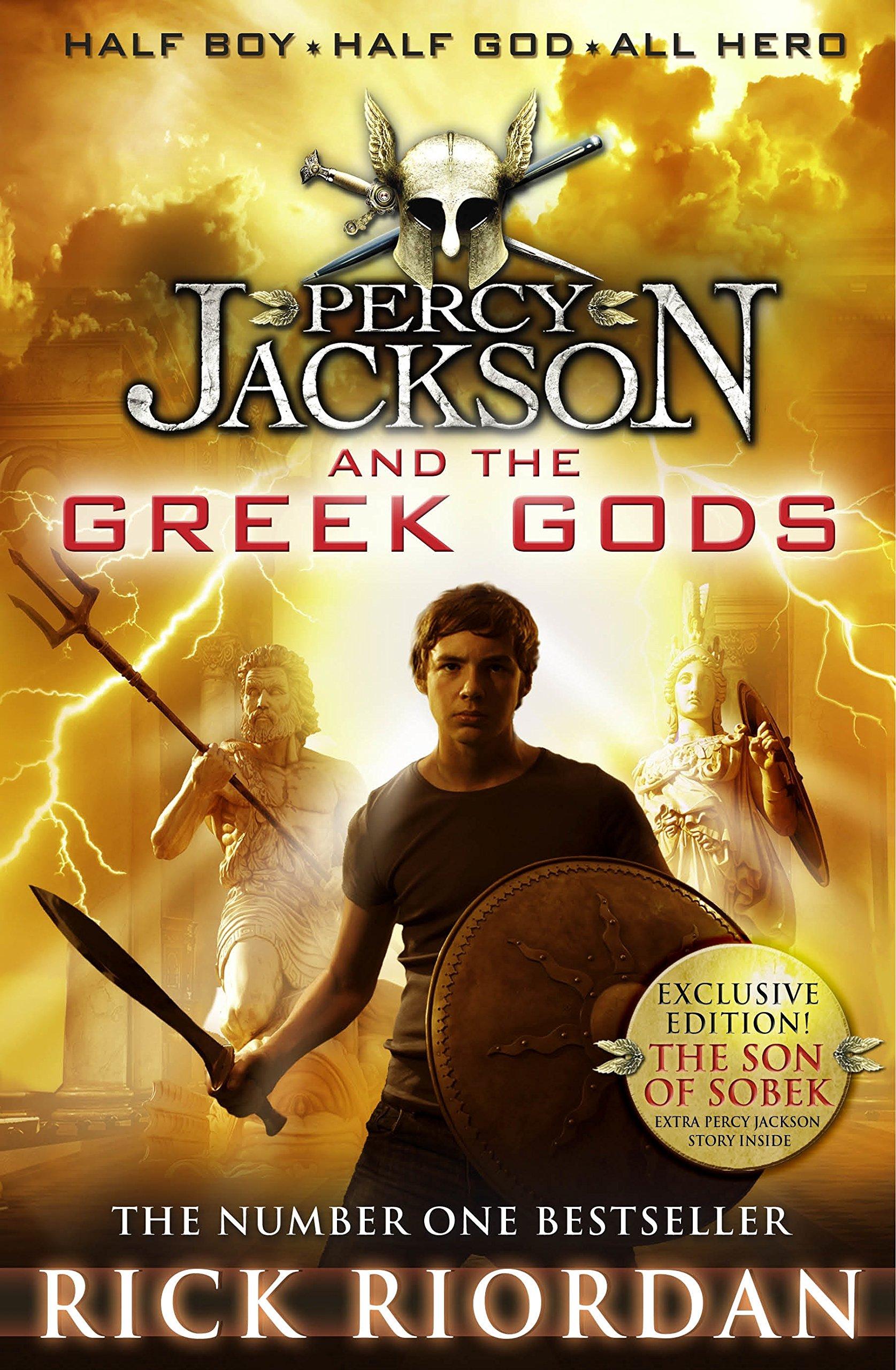 Percy Jackson and the Greek Gods Percy Jacksons Greek Myths: Amazon.es: Riordan, Rick, Hughes, Ben: Libros en idiomas extranjeros