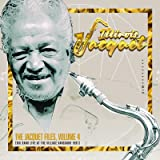The Jacquet Files, Volume 4 (Big Band Live At The Village Vanguard 1987)