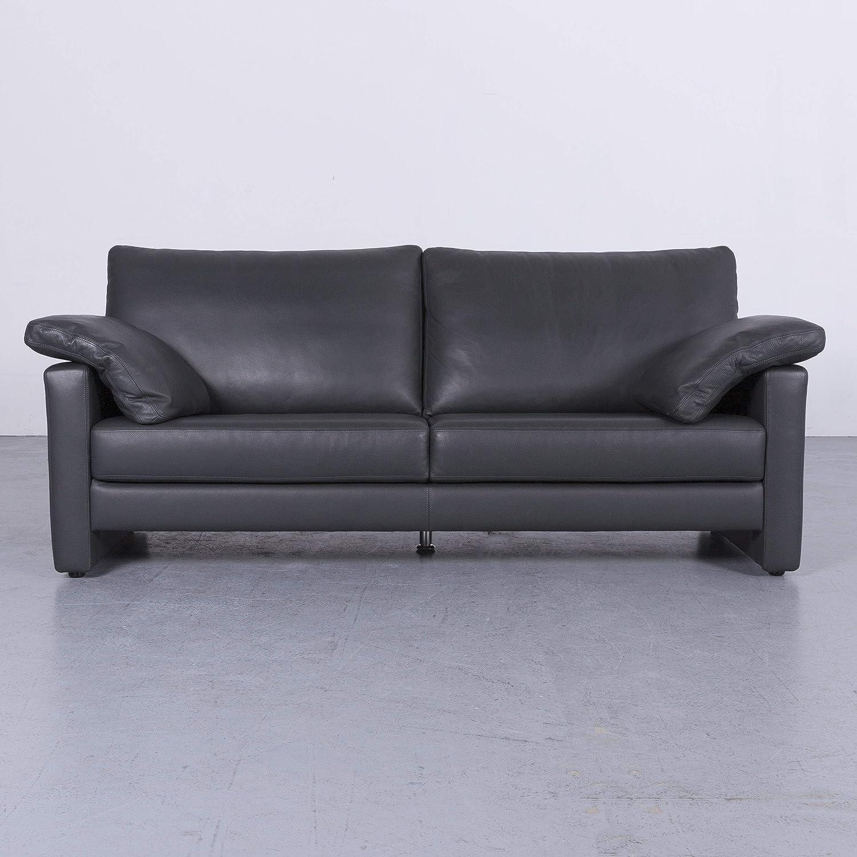 Bezaubernd Echtleder Sofa Schwarz Sammlung Von Conceptreview: Musterring Designer Leder Dreisitzer Couch #6483: