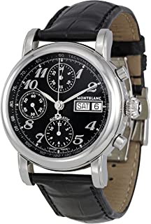 Montblanc Mens 8451 Star Chronograph Watch